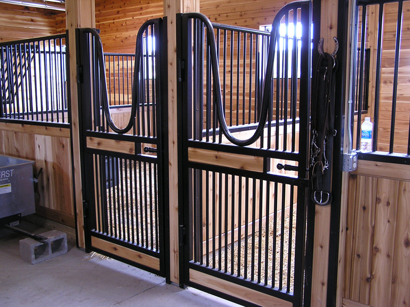 horse-barn-door-gate & Gates u0026 Doors u2013 Ira Houseweart MetalWorks LLC
