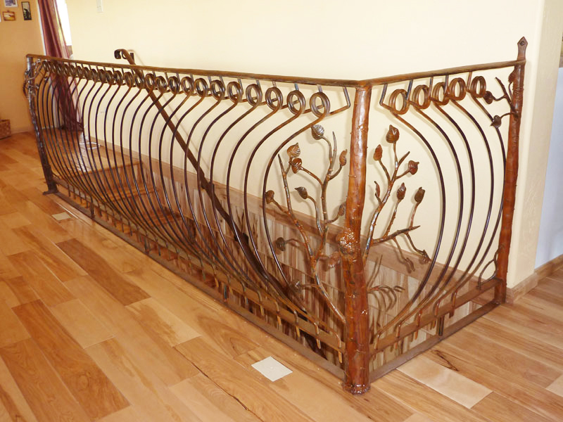 railing-aspen-brach-and-rust-finish