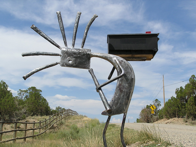 kokapelli-mail-box-sculpture