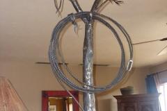 aspen-tree-iron-rope-sculpture